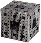 Menger Sponge -- from Wolfram MathWorld