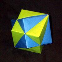 Origami Cube 2 Compound Cube2CompoundC3Net
