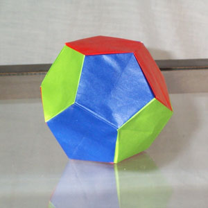Dodecahedron -- from Wolfram MathWorld